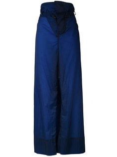 брюки-парашюты Stella McCartney
