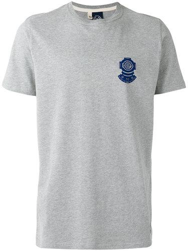 футболка с принтом скафандра Bleu De Paname