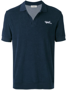 Terrycloth polo shirt Éditions M.R