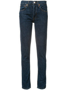 classic skinny jeans Re/Done