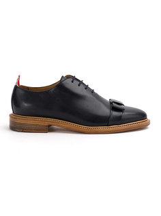 туфли со шнуровкой и бантом Thom Browne