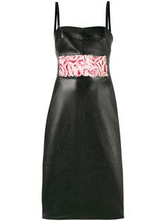 платье Eliza с контрастной вставкой Alice Archer