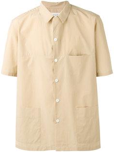 рубашка с тремя карманами Lemaire