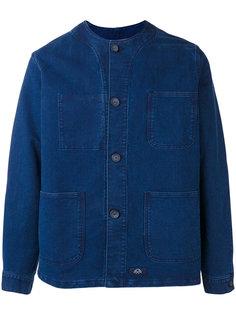 куртка с накладными карманами Bleu De Paname