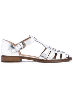 сандалии с пряжками Churchs