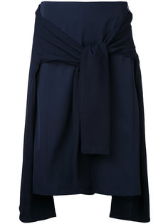 layered A-line skirt  En Route