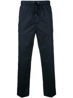 drawstring cropped trousers En Route