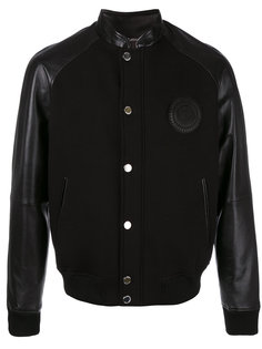 куртка-бомбер Versace Collection