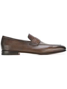classic Penny loafers Santoni