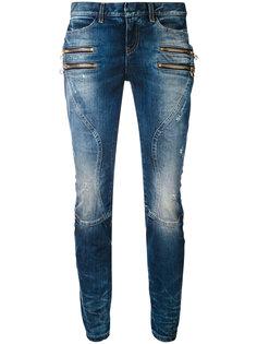 джинсы с карманами на молнии  Faith Connexion