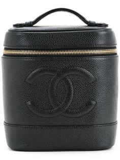 высокая косметичка Chanel Vintage