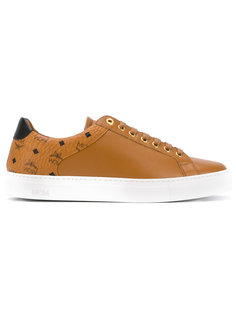 lace up trainers  MCM