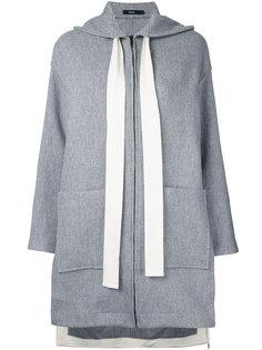 hooded coat  Bassike