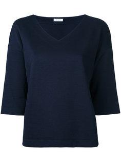 knitted shortsleeved top  En Route