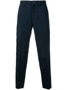 tailored cropped trousers En Route