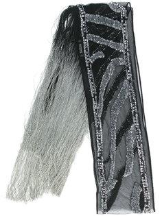 sequins embellished scarf  Rockins