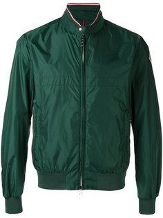 легкая куртка с отделкой в полоску Moncler