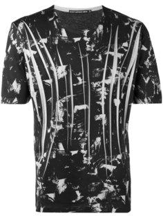 футболка с графическим принтом Issey Miyake Men