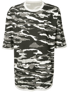 camouflage T-shirt Maharishi