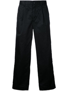 straight cropped trousers En Route