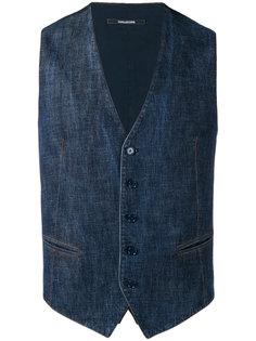 джинсовый жилет Tagliatore