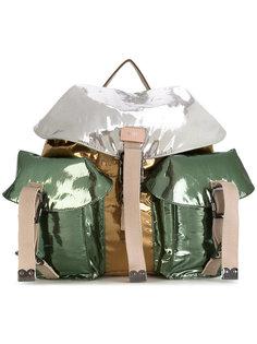 рюкзак дизайна колор-блок Nº21