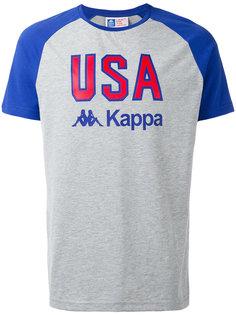 футболка LA USA Kappa