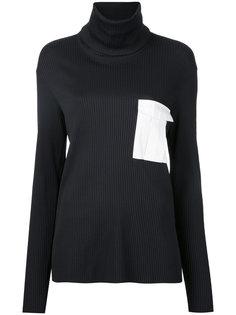 funnel neck sweatshirt  Bassike