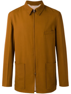 куртка на молнии Lemaire