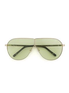"""солнцезащитные очки """"авиаторы"""" Linda Farrow Gallery"""