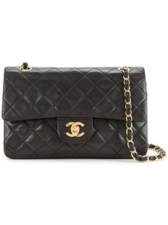 классическая сумка с откидным клапаном 23см  Chanel Vintage