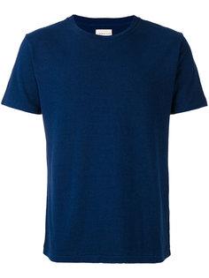 однотонная футболка Simon Miller