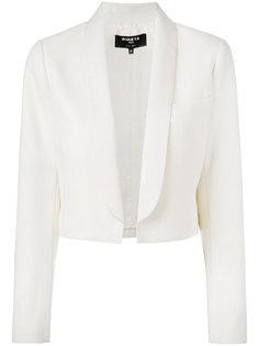 fitted blazer jacket Paule Ka