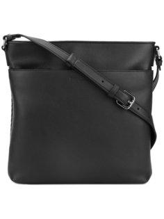 квадратная сумка на плечо  Ermenegildo Zegna