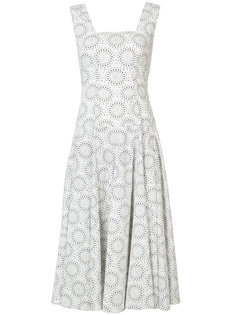 printed flared dress Derek Lam