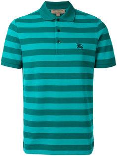полосатая футболка-поло Burberry