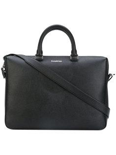 сумка для ноутбука с логотипом Ermenegildo Zegna