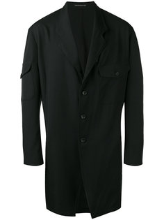 куртка с карманом на рукаве Yohji Yamamoto