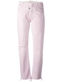frayed trim jeans  Alyx