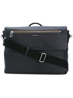 сумка-почтальонка с откидным верхом Ps By Paul Smith