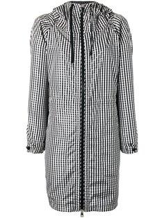 куртка в клетку  Moncler