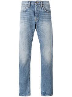 классические прямые джинсы Edwin