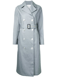 maxi length trench coat Mackintosh