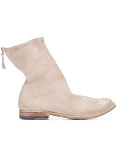 Ботинки на молнии Sartori Gold