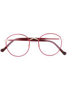 Zev glasses Moscot