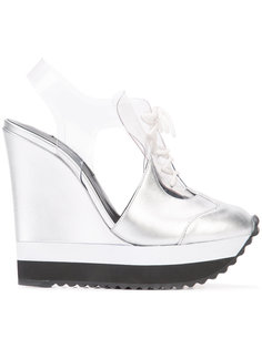 high-heeled sneakers Ruthie Davis