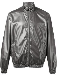 куртка с отливом на молнии Emporio Armani