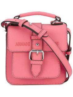 сумка через плечо с застежкой на пряжку Armani Jeans