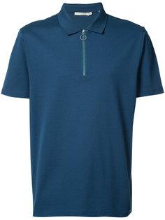рубашка-поло с молнией Vince