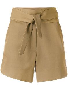 шорты с завязками на талии Iro